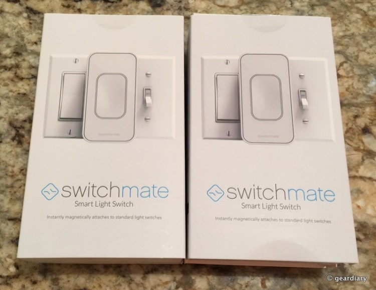 Never Get out of Bed to Turn off the Lights with Switchmate's Smart Light Switch