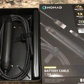 Nomad's Latest Trio of Cables Are Tough and MFi Certified