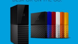 Western Digital's Newest Hard Drives Are Portable, Durable, & Colorful