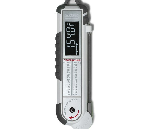 Maverick Industries PT-100 Pro-Temp Thermometer Is a Great Tool for Home Chefs