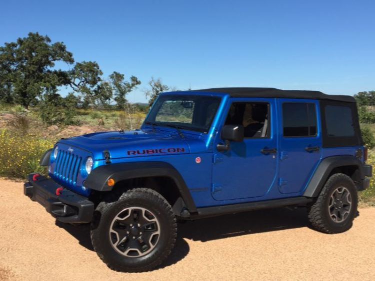 2016 Jeep Wrangler Unlimited Rubicon Hard Rock Edition/Images by David Goodspeed