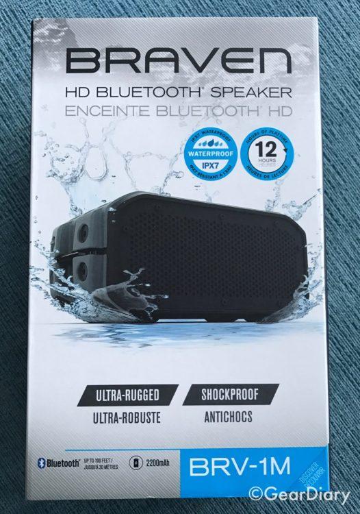 Speakers Outdoor Gear Braven Bluetooth Audio Visual Gear