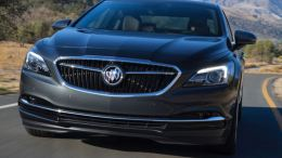 2017 Buick LaCrosse: Buick Is Back in a Big Way