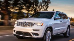 2017 Jeep Grand Cherokee Overland: JGC Just Keeps Getting Better