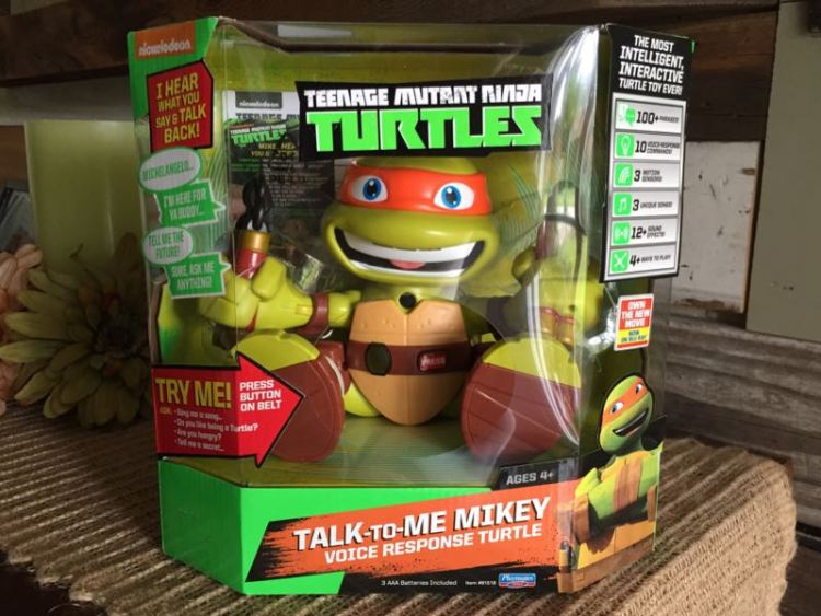GearDiary Talk-To-Me Mikey a New Holiday Gift Idea for the Kids