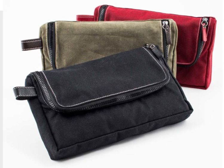 Travel Media Pouch/Images courtesy Great Useful Stuff