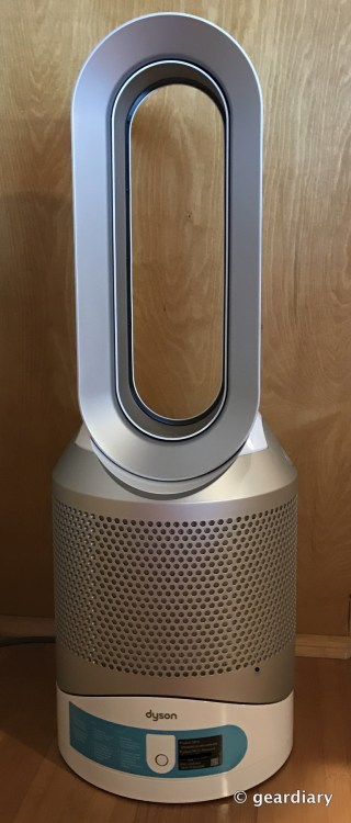 The Dyson Pure Hot Cool Link Air Purifier Heater Amp Fan