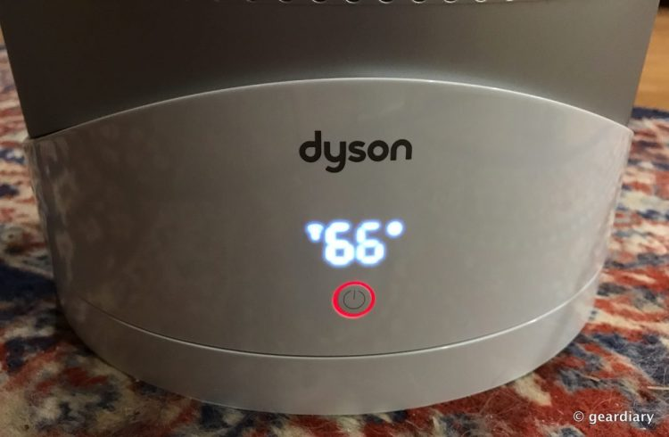 The Dyson Pure Hot+Cool Link Air Purifier Heater & Fan Review: Pure Air with Smart Temperature Control