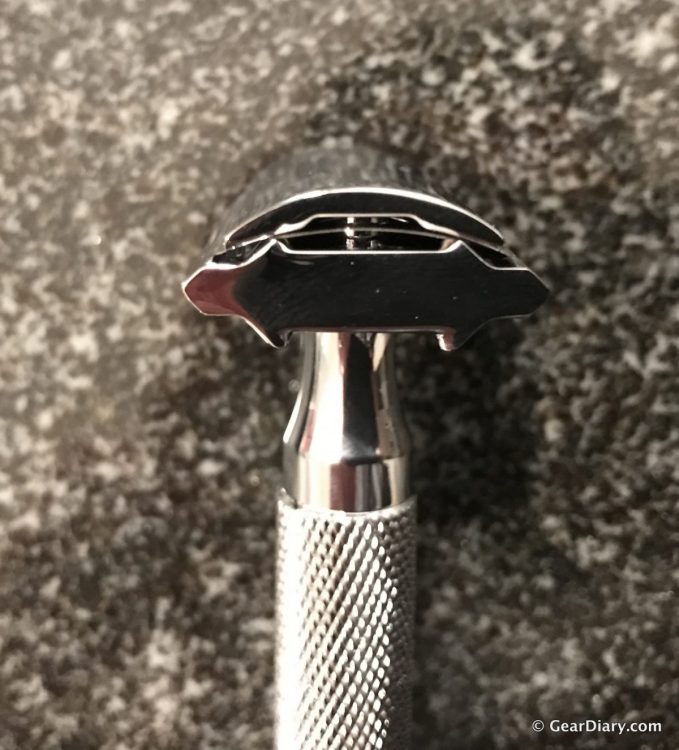 GearDiary The Rockwell Chrome Series Double Edge Razor Is an Affordable Luxury