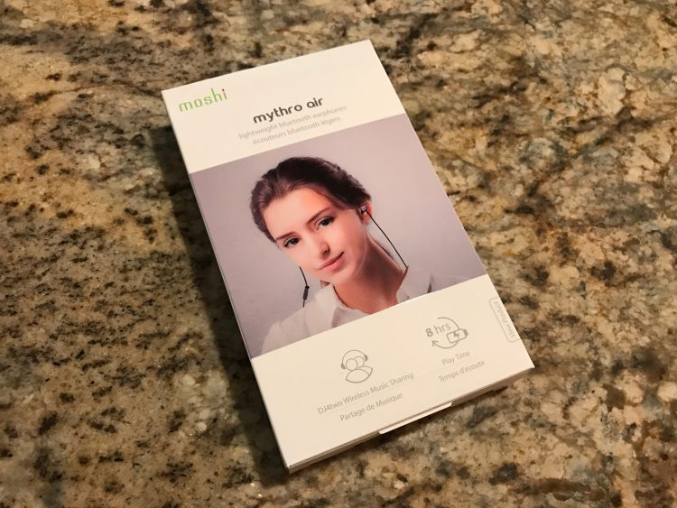 Moshi's Mythro Air Bluetooth Headphones Sound Incredible
