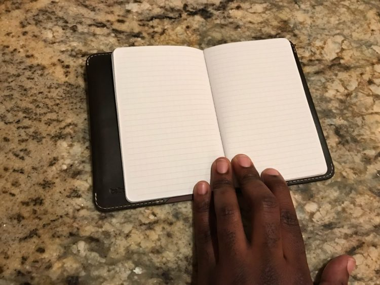 Bellroy's Notebook Cover Is Perfect for the Everyday Carry Enthusiast