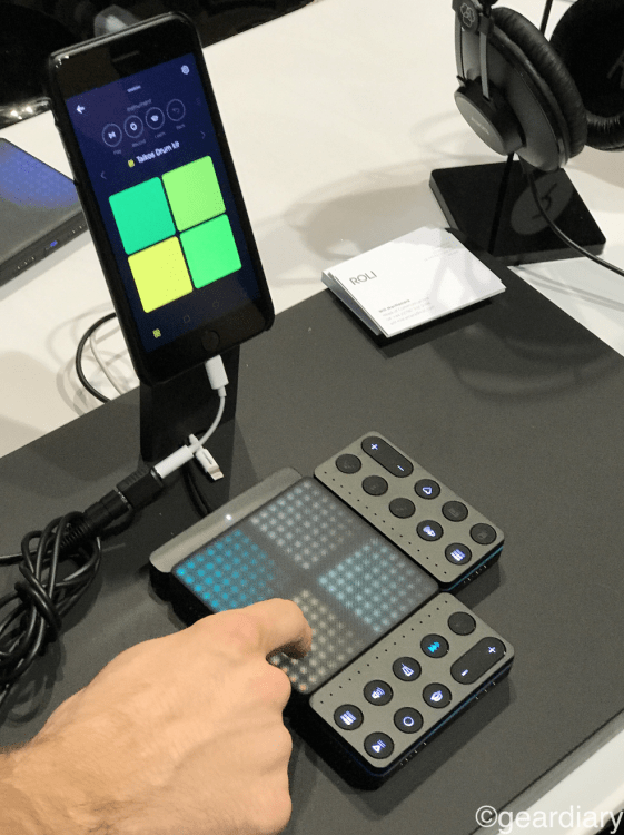 Create Your Own Music with Blocks by Roli