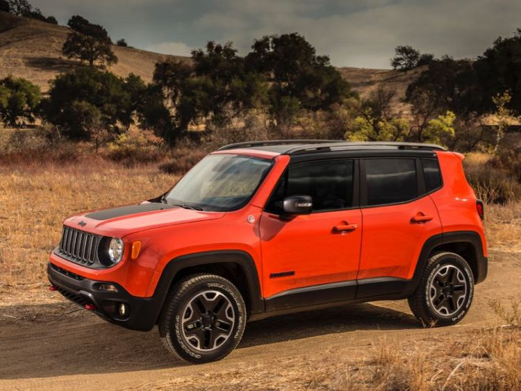 2016 jeep renegade trailhawk is a surprise new little hit geardiary. Black Bedroom Furniture Sets. Home Design Ideas