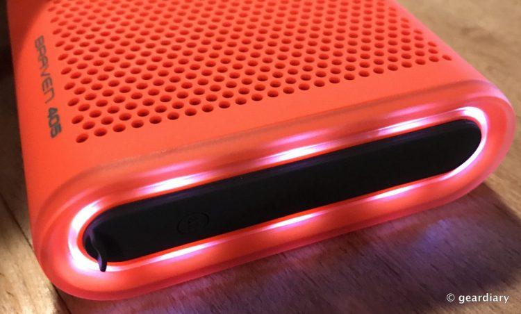 Braven 405 Wireless Waterproof Speaker: Feel Free to Bring It Along