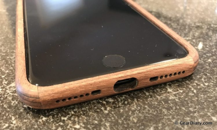Grovemade Walnut Wood iPhone Cases Are Simple, Natural, & Beautiful