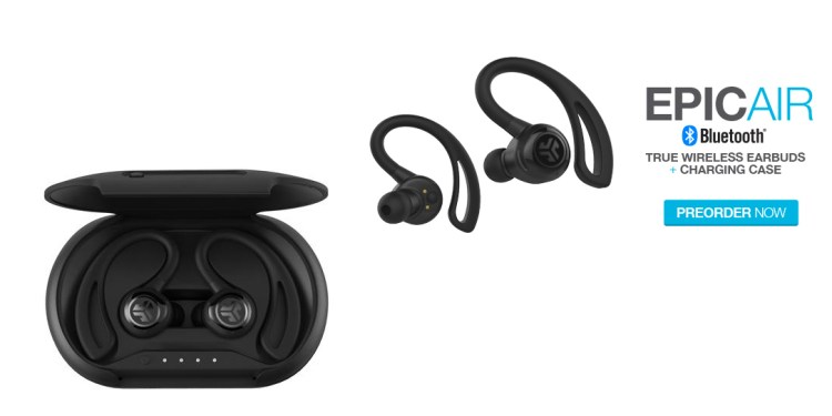JLab Looks to Take on Wireless Audio Companies with Their Epic Earbuds