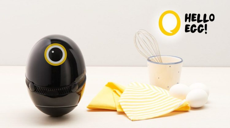 Hello Egg: Artificial Intelligence Creates the Ultimate Kitchen Solution