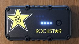 Scosche Rockstar GoBat 10K Portable Battery Is an Active Lifestyle's Backup Power Source