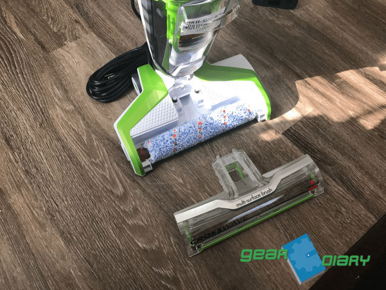 The Bissell Crosswave Can Take On Any Surface Geardiary