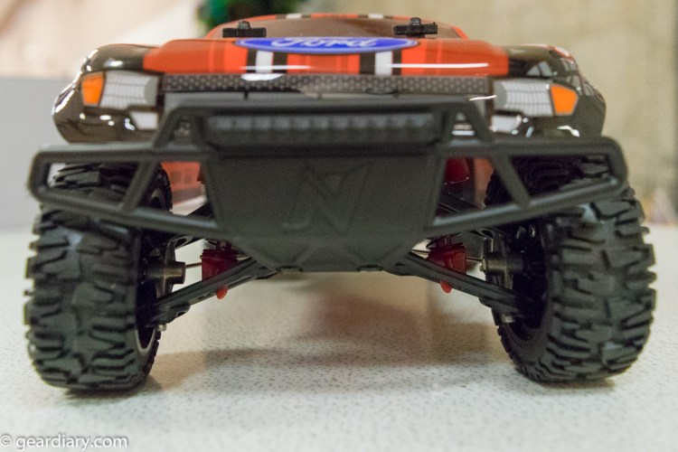 Toy State Nikko RC Elite Ford F-150 Raptor Review