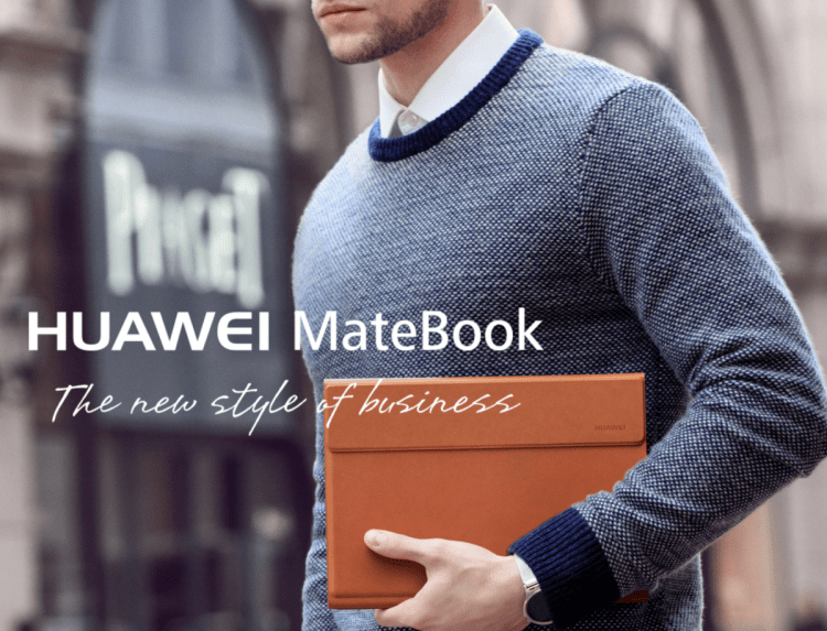 GearDiary The Huawei MateBook Is a Jack of All Trades with Some Caveats