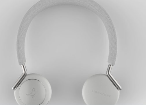 Libratone Q Adapt On-Ear Headphone with CITYMIX Put Control at Your Fingertips