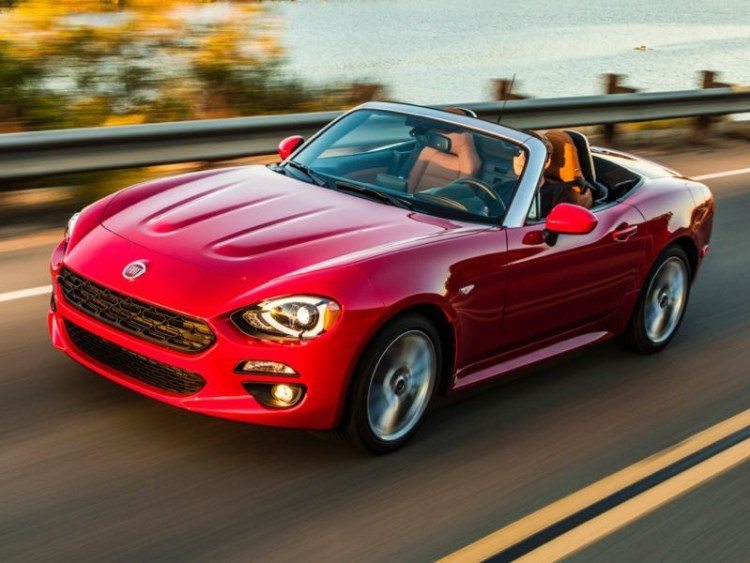 GearDiary 2017 Fiat 124 Spider: Now That's (Mostly) Italian!