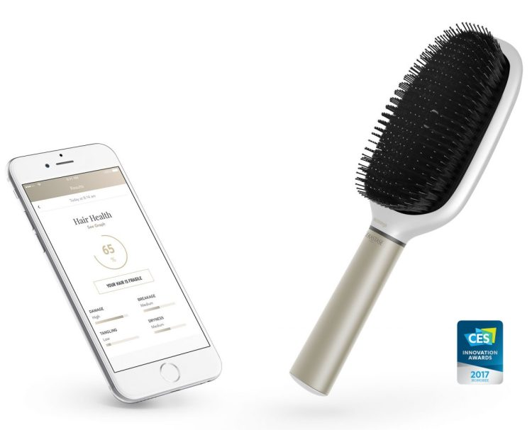Withings Hair Coach-Because Even Your Hair Needs an Internet Connection