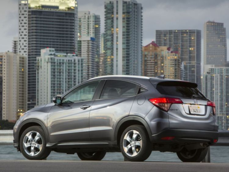 2017 Honda HR-V is a Quality Compact Cute Ute