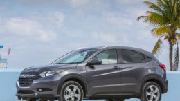 GearDiary 2017 Honda HR-V is a Quality Compact Cute Ute