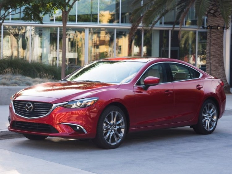 GearDiary 2017 Mazda6 Best Mazda Sedan Yet