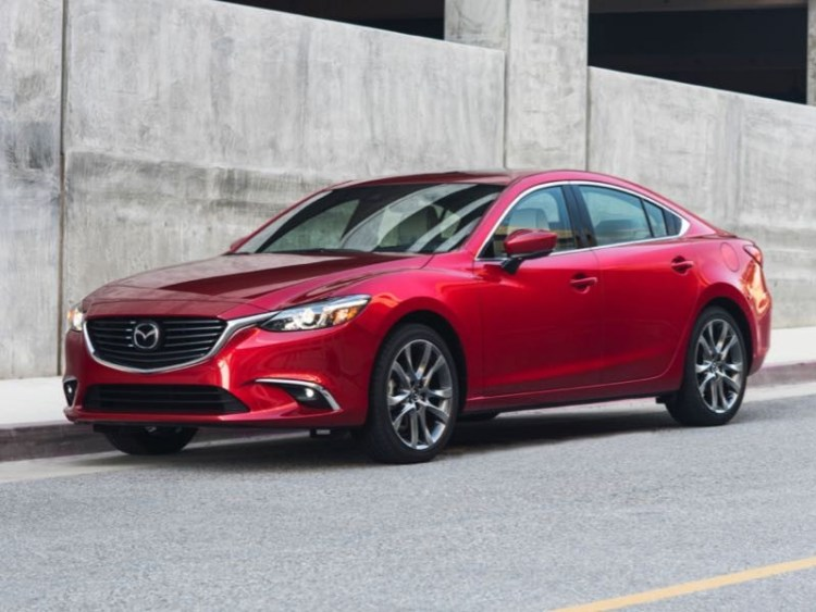 GearDiary 2017 Mazda6 Best Mazda Sedan Yet