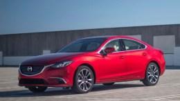 Sedans Mazda Cars