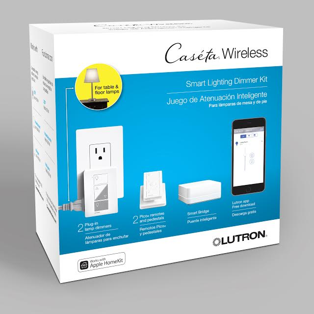 Lutron's Caseta Wireless May Be the Solution Your Smart Home Needs