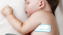 TempTraq Monitors Your Child's Temperature from Anywhere
