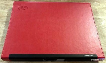 GearDiary The FPLife Lockbook Is the Diary I Wish I'd Had as a Teenager