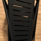 Edge of Belgravia Precision Chef Knife Series and the Black Diamond Knife Block: Functional Art for the Kitchen