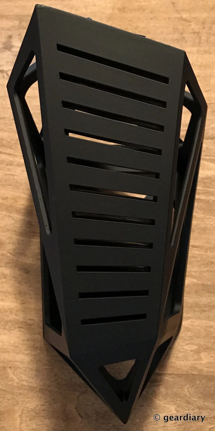 GearDiary Edge of Belgravia Precision Chef Knife Series and the Black Diamond Knife Block: Functional Art for the Kitchen