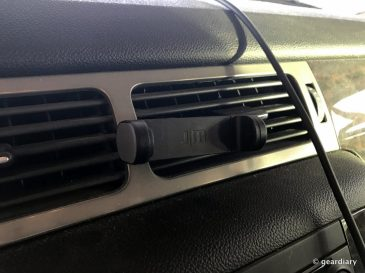 Just Mobile Xtand Vent: Park Your Phone in a Cool Spot