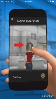 GearDiary Pixie Finding Solution: Use Augmented Reality to Never Lose Anything Again