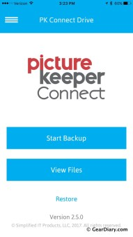 Picture Keeper Connect Is an Excellent, yet Pricey Mobile Media Backup Solution