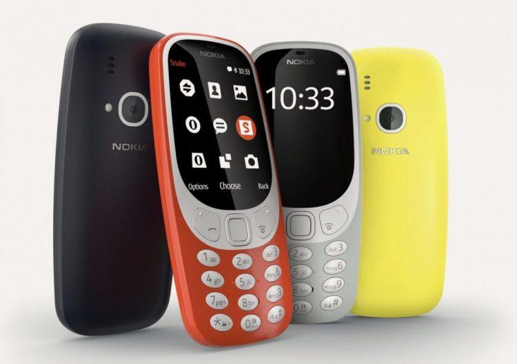 The Nokia 3310 Goes Back to the Basics
