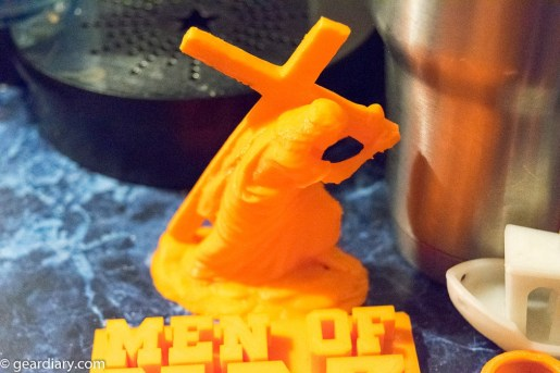 GearDiary Monoprice Maker Ultimate 3D Printer Review: Great Printer for a Great Price