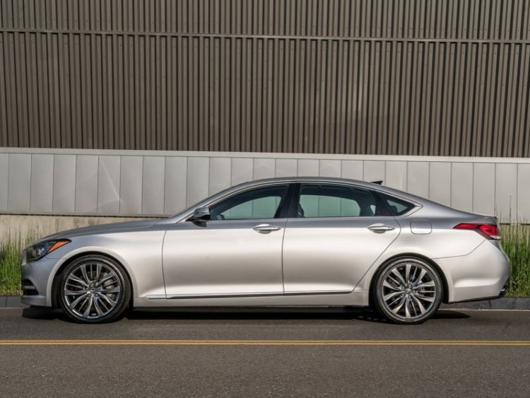 2017 Genesis G80 Ushers in New Luxury for Hyundai  2017 Genesis G80 Ushers in New Luxury for Hyundai  2017 Genesis G80 Ushers in New Luxury for Hyundai  2017 Genesis G80 Ushers in New Luxury for Hyundai