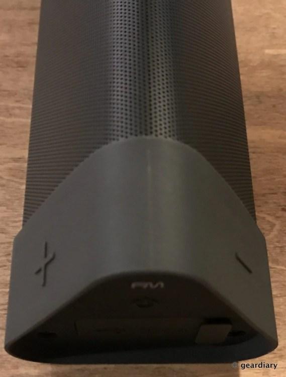 Hercules WAE Outdoor 04Plus FM Portable Wireless Speaker Review