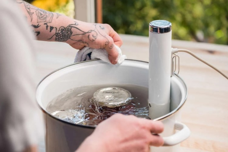 Be the Top Chef at Home with Chefsteps Joule Sous Vide  Be the Top Chef at Home with Chefsteps Joule Sous Vide  Be the Top Chef at Home with Chefsteps Joule Sous Vide