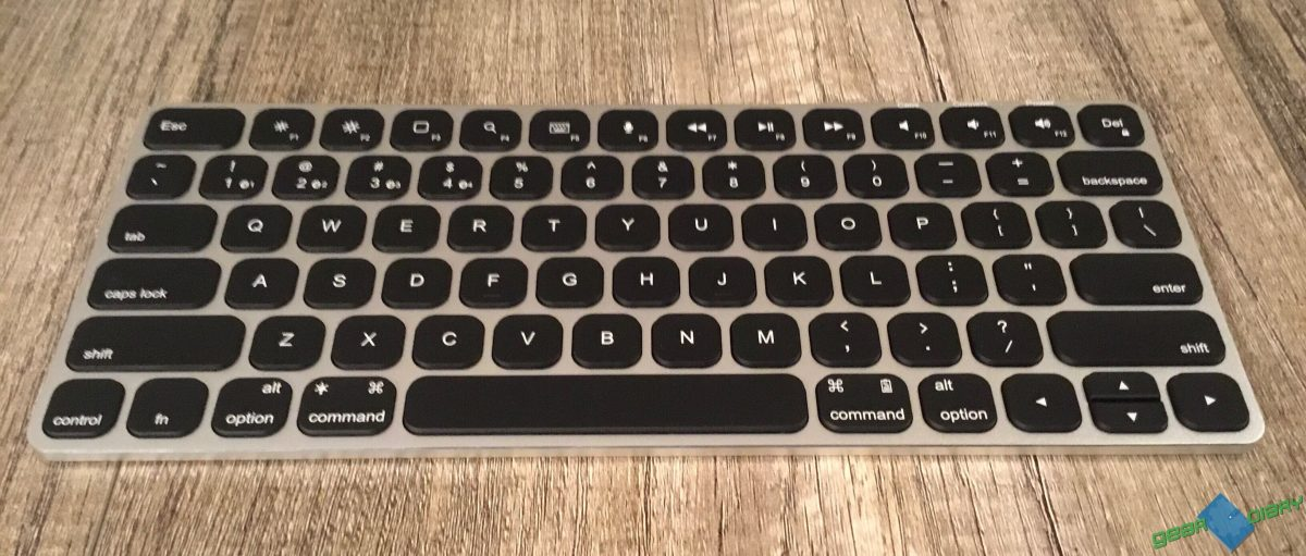 Kanex Mini Multi-Sync Keyboard Allows for Continuity Between Your Devices