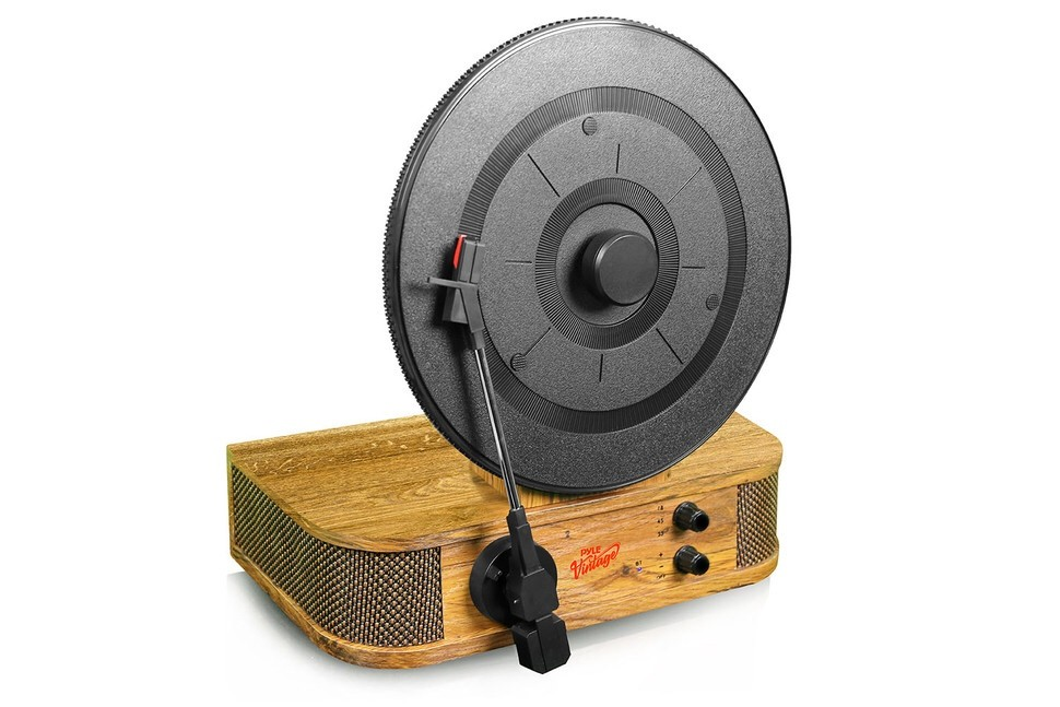 Pyle's Latest Audio System Is a Blast From the Past