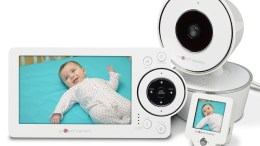 The Project Nursery Baby Monitor Impresses with High-End Features