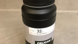 Pelican Bottles Keep the Temps While on the Go